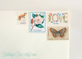 Stamps For Wedding Invitations Posts 20 2 Ounce Cards Floral Love Flowering Trees And