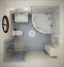 Light Blue Bathroom Ideas by Bathroom Endearing Nautical Blue Small Bathroom Decoration Using