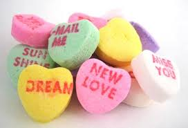 conversation hearts conversation hearts time candy chocolates nuts
