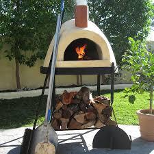 forno bravo primavera 60 outdoor wood fired pizza oven
