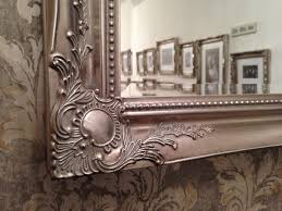 Bathrooms Design Decorative Mirrors Black Framed