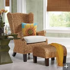 Wingback Chair Ottoman Design Ideas 886 Best Decoração Fibras Naturais 1 Images On Pinterest