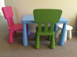 ikea childrens table and chairs ikea kids table mammut furniture info regarding and chairs