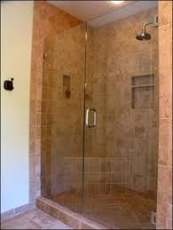 doorless showers for small bathrooms small bathroom
