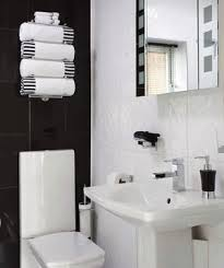 black and white bathroom decorating ideas 15 great bathroom design ideas simple