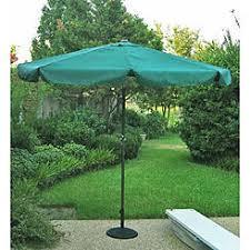 patio umbrellas u0026 bases black kmart