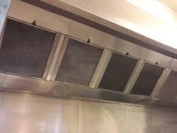 degraissage de hotte de cuisine professionnelle ventilation dégraissage