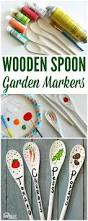 Vegetable Garden Labels by Best 25 Garden Markers Ideas On Pinterest Garden Ideas