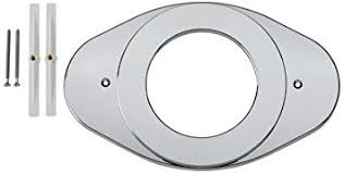Tuscany Shower Faucet Delta Faucet Rp29827 Shower Renovation Cover Plate Chrome Tub