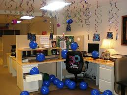 decorating coworkers desk for birthday cubicle birthday decorations deboto home design the benefit of