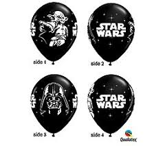 wars balloons delivery wars black 11 balloons package of 12