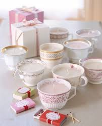 s day teacup candle craft how to