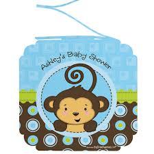 monkey boy baby shower decorations baby shower favors for a boy monkey baby shower diy