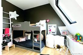 chambre garçon lit superposé alinea chambre enfant lit superpose alinea fabriquer un lit
