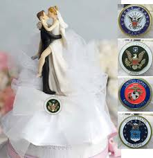 Wedding Toppers Army Cake Toppers For Wedding Cakes U2013 Wedding Image Idea U2013 Just