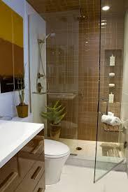 Neues Badezimmer Ideen Kleine Badezimmer Eine Idee Mit Braunem Hochglanz Bad