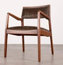 mid century modern jens risom playboy chair ebth
