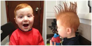 little boy hard part haircuts mohawks and kids a how to guide coweta fayette families mohawk hair