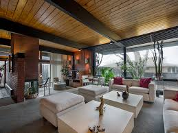modern homes interiors mid century ranch house plans modern style floor exteriors doors