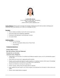 Format Of A Resume For A Job by Job Resume 9 Resume Cv