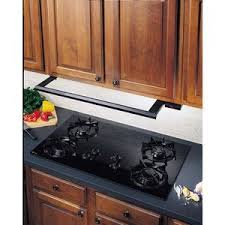 ge under cabinet range hood gjv694sbb under cabinet range hood black on black at