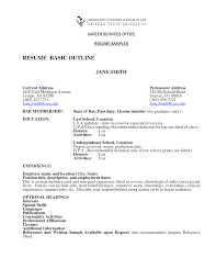 Sample Of A Perfect Resume by Resume Action Verbs Worksheet