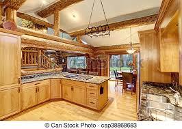 cuisine couleur miel bûche cabinets couleur miel conception intérieur images