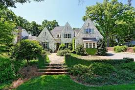English Style Home English Style Home With Concrete Patio Exterior Contemporary And
