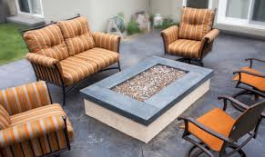 Concrete Fire Pit by County Concrete Fire Pits
