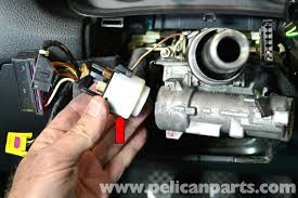 volkswagen golf gti mk iv ignition switch and lock cylinder