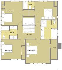 second floor plans the blakely bungalow company