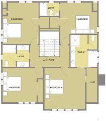 Efficient Floor Plans by Second Floor Floor Plans Home Design Ideas