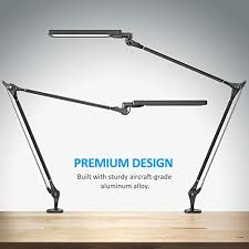 Drafting Table Arm Byb E476 Metal Architect Led Desk Lamp Swing Arm Task Lamp With