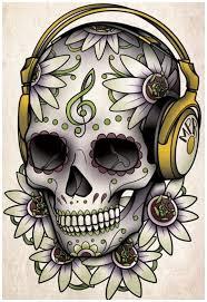 5 sugar skull design ideas