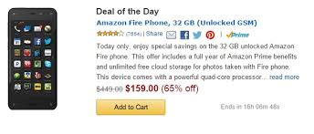 amazon best cell phone deals gsm black friday unlocked amazon slashes the price of an unlocked fire phone to essentially