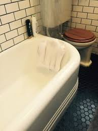 Refinish Your Cast Iron Tub This Old House Should I Replace My 40 Year Old Cast Cast Iron Tub While Remodeling