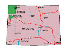 Wyoming travel symbols images Maps update 800573 tourist attractions map in wyoming travel jpg