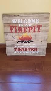Pallet Fire Pit by Welcome To Our Firepit Buffalo Pallet Parties