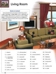 Interior Design Vocabulary List by Living Room Vocabulary Vocabulary Home