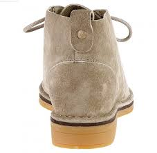 s boots hush puppies puppies cyra catelyn chukka boot in taupe suede s boots