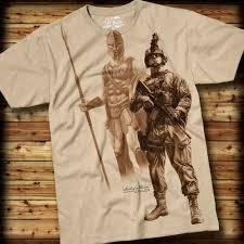 spirit halloween pekin il spirit of a warrior 7 62 design t shirt sand