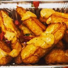 sriracha mayo tasty country ham biscuits with honey sriracha mayo
