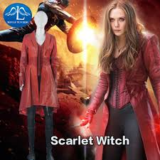 wanda halloween costume online get cheap scarlet witch costume aliexpress com alibaba group