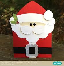 santa gift card holder with lori whitlock