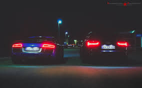 Audi R8 Lmx - photographic audi r8 lmx and rs 6 avant own the night