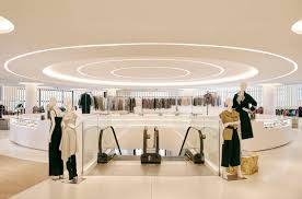 stunning interior of new landmark saks fifth avenue store the