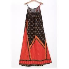 tribal dress tribal maxi dresses polyvore australia