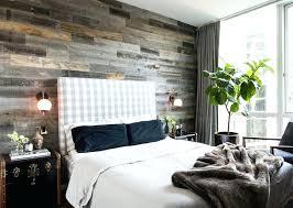 wooden wall bedroom accent walls ideas peel and stick wood wall for small bedroom