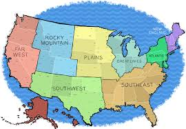 Interactive World Map For Kids by The Best Family Friendly Road Trips Across America Interactive