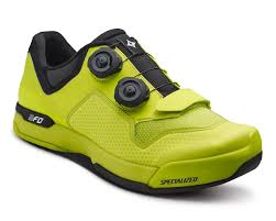 womens bike shoes specialized 2fo cliplite women u0027s mtb shoes hyper green black 39